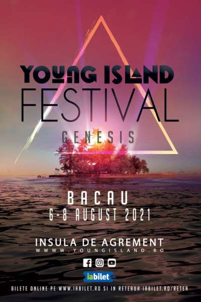 Poster eveniment Young Island Festival 2021