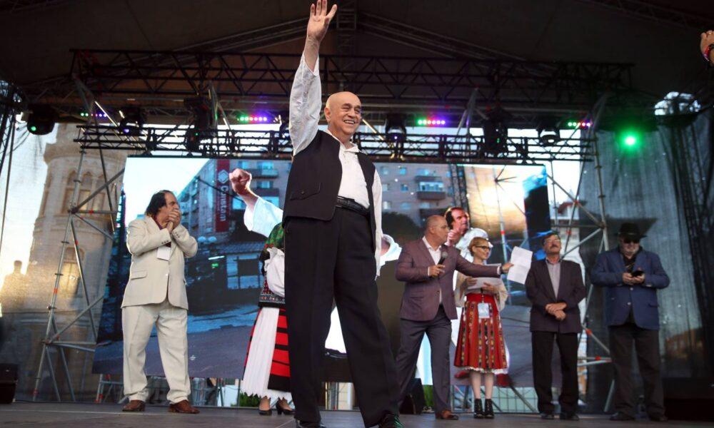 Benone Sinulescu pe scena 2018
