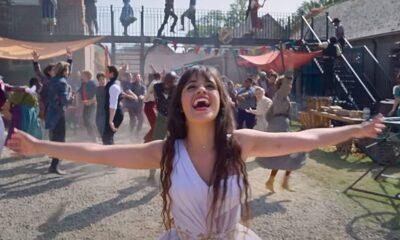 """Camila Cabello în filmul """"Cinderella"""" / """"Cenușăreasa"""""""