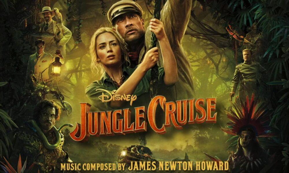 Coperta coloana sonora Jungle Cruise Disney