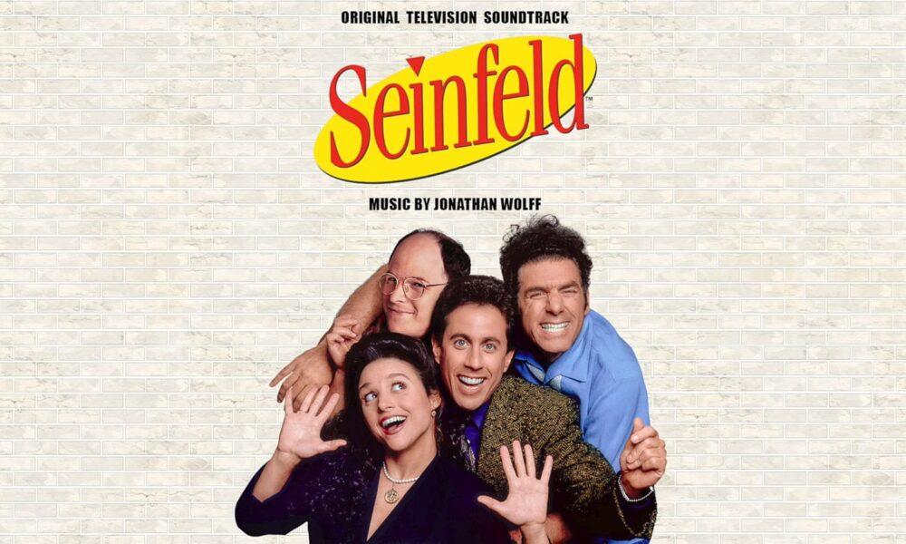 Coperta coloana sonora Seinfeld