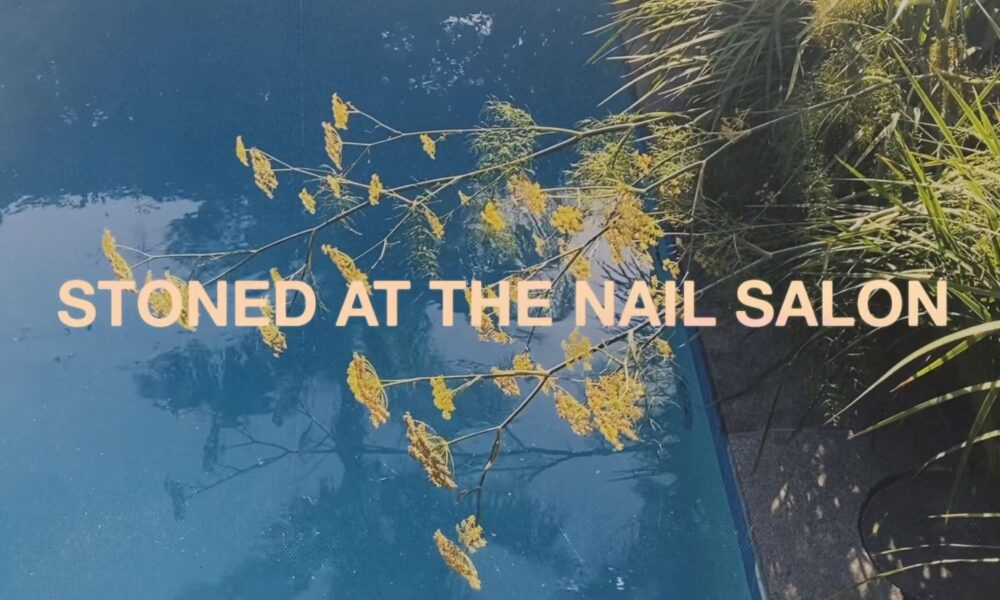 Coperta single Lorde Stoned At the Nail Salon