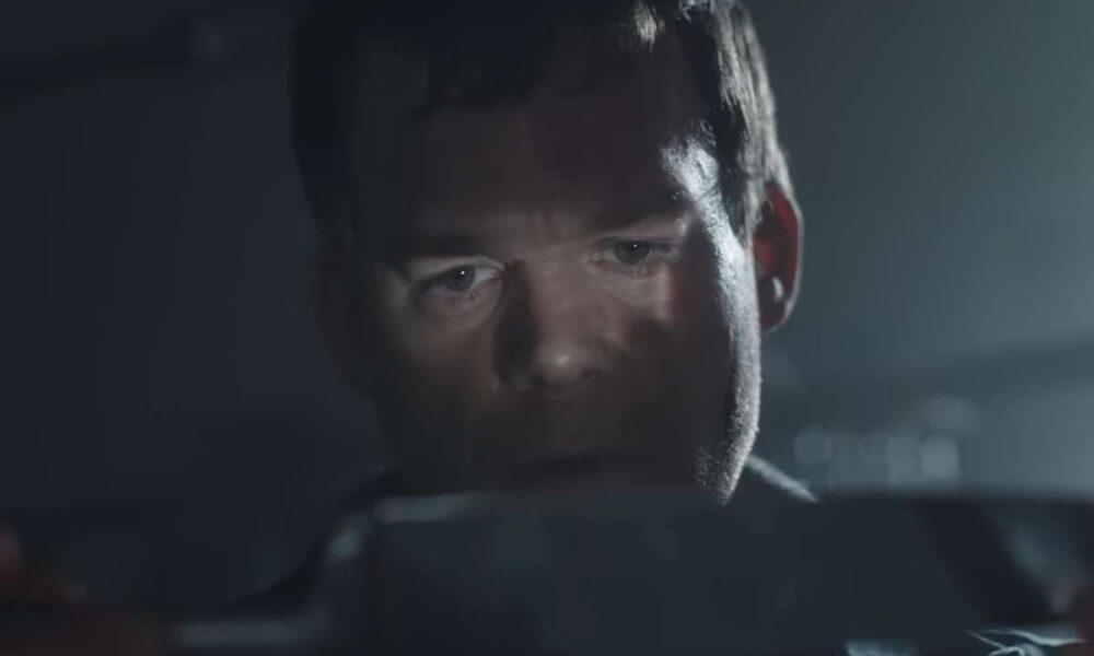"Michael C. Hall în trailerul ""Dexter: New Blood"""