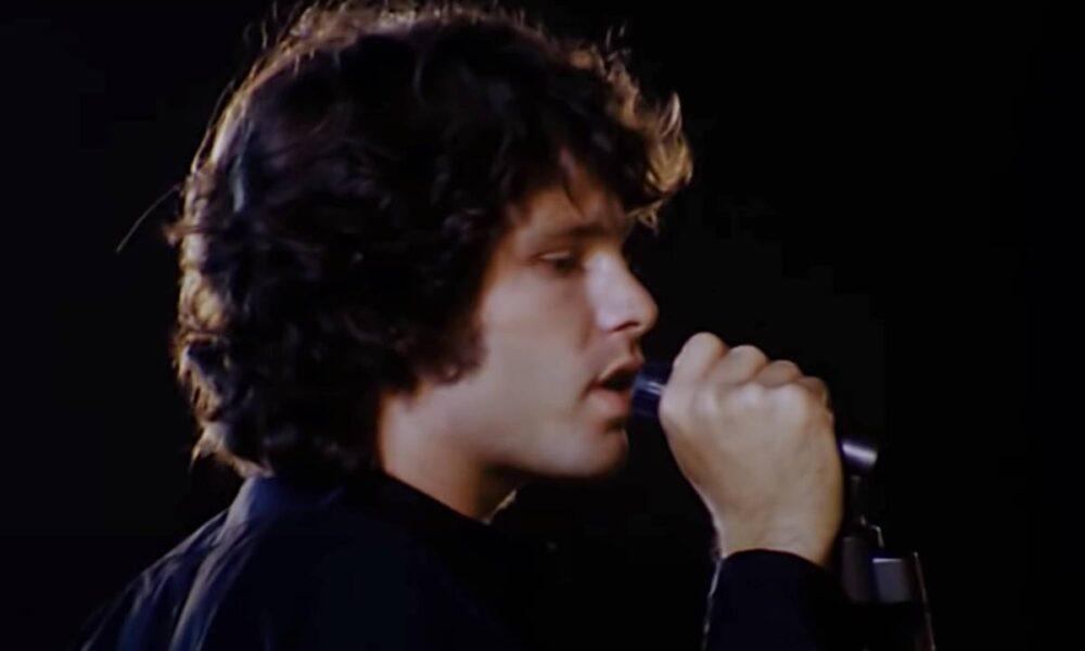 Jim Morrison Live At The Bowl '68