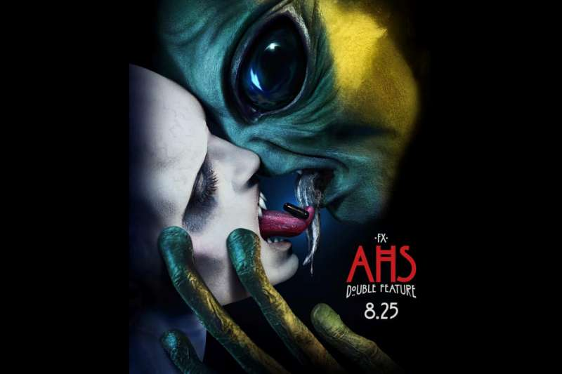 "Poster ""American Horror Story"" sezonul 10"