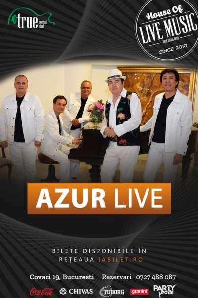 Poster eveniment Azur