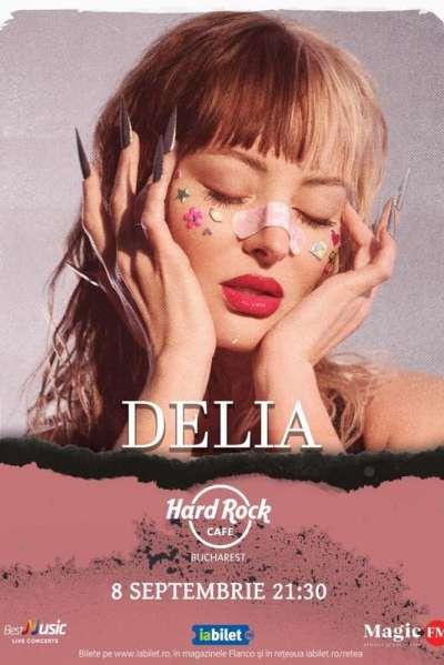 Poster eveniment Delia