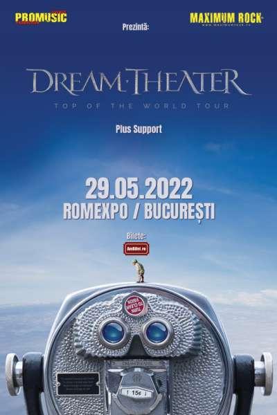 Poster eveniment Dream Theater