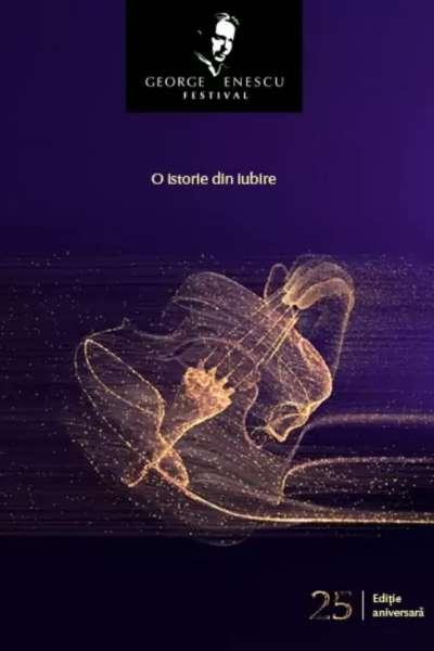 Poster eveniment Festivalul George Enescu 2021