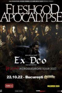 Fleshgod Apocalypse & Ex Deo