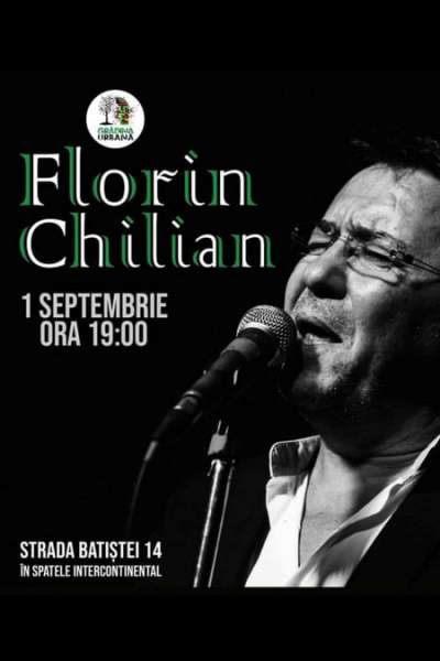 Poster eveniment Florin Chilian