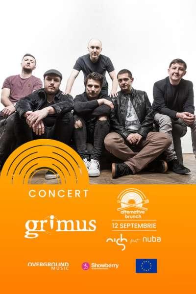 Poster eveniment Grimus
