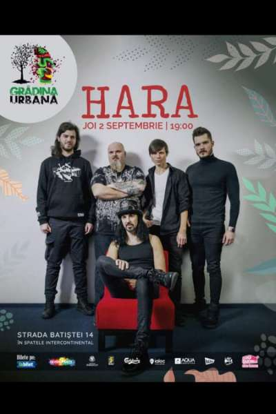 Poster eveniment Hara