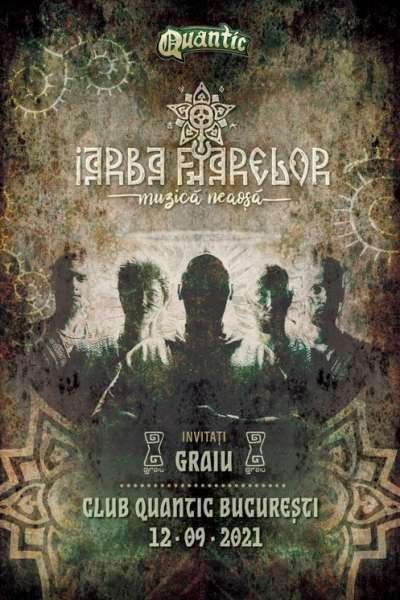 Poster eveniment iarba Fiarelor & Graiu