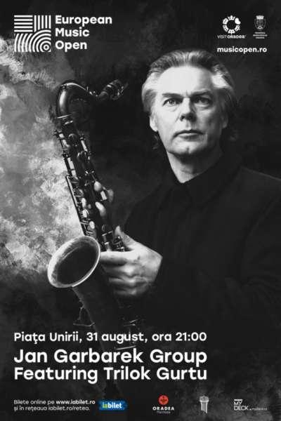 Poster eveniment Jan Garbarek Group ft. Trilok Gurtu