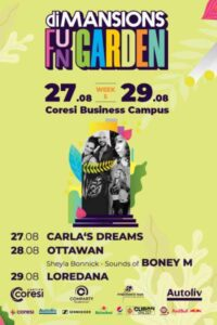 Loredana, Carla's Dreams, Ottawan & Sheyla Bonnick - Sounds of Boney M