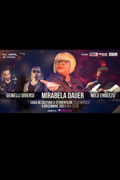 Poster eveniment Mirabela Dauer