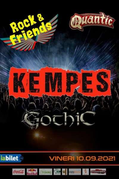 Poster eveniment Rock & Friends