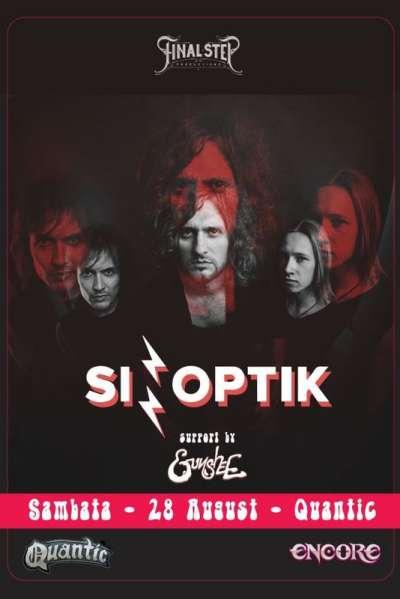 Poster eveniment Sinoptik / Trope / Gunshee