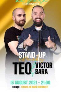 Stand-up comedy cu Teo și Victor Bara
