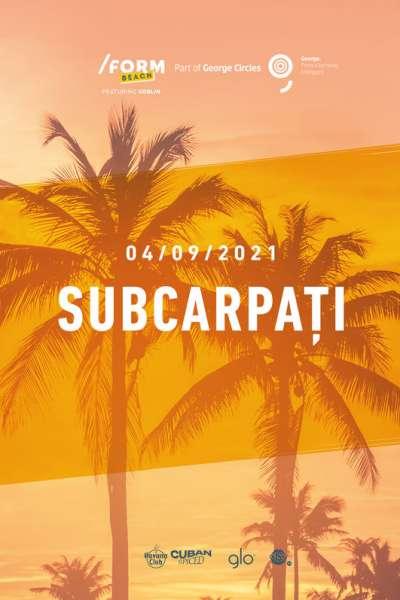 Poster eveniment Subcarpați