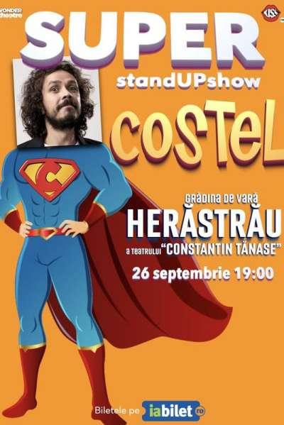 Poster eveniment Super Costel