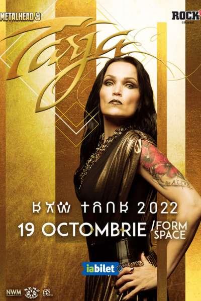 Poster eveniment Tarja Turunen