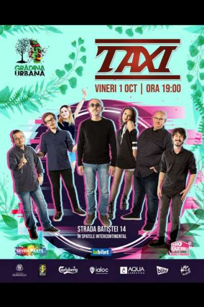 Poster eveniment Taxi