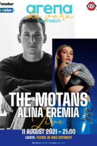 The Motans și Alina Eremia