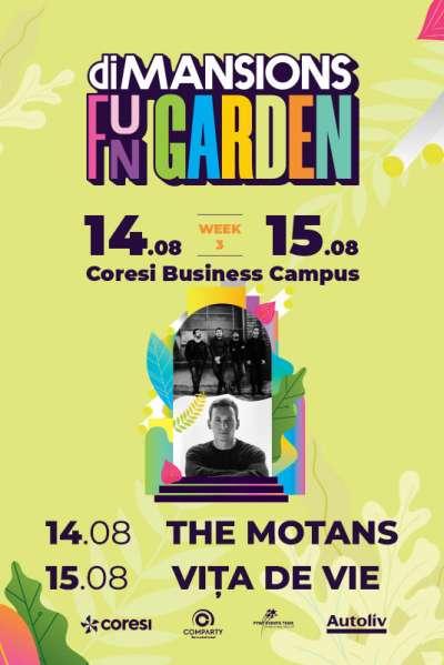 Poster eveniment The Motans & Vița de Vie