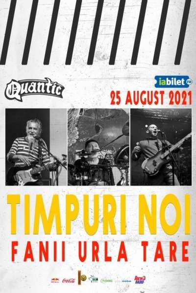 Poster eveniment Timpuri Noi