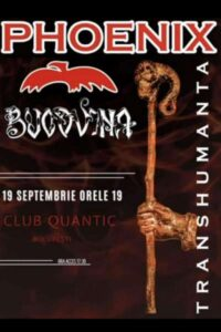 Transhumanța - Phoenix/ Bucovina