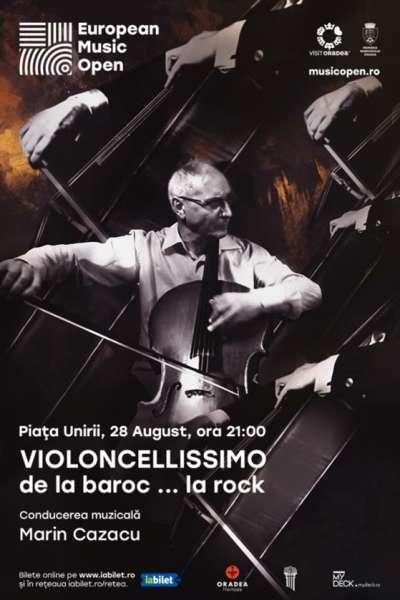 Poster eveniment Violoncellissimo
