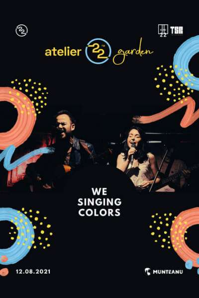 Poster eveniment We Singing Colors