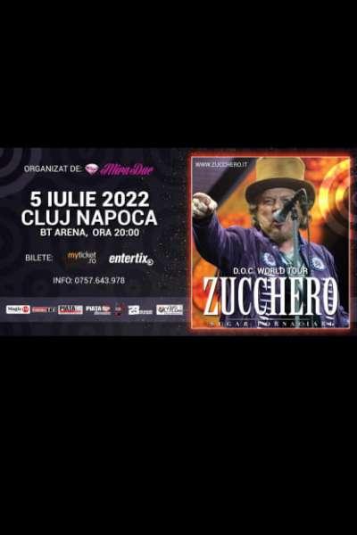 Poster eveniment Zucchero
