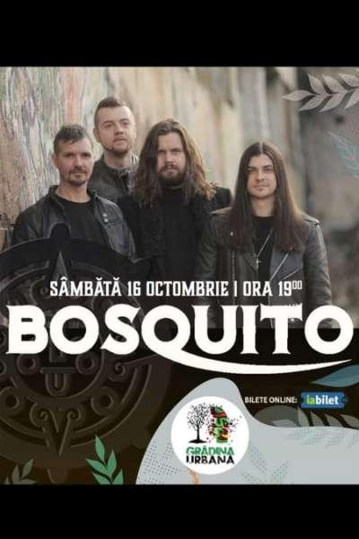 Poster eveniment Bosquito