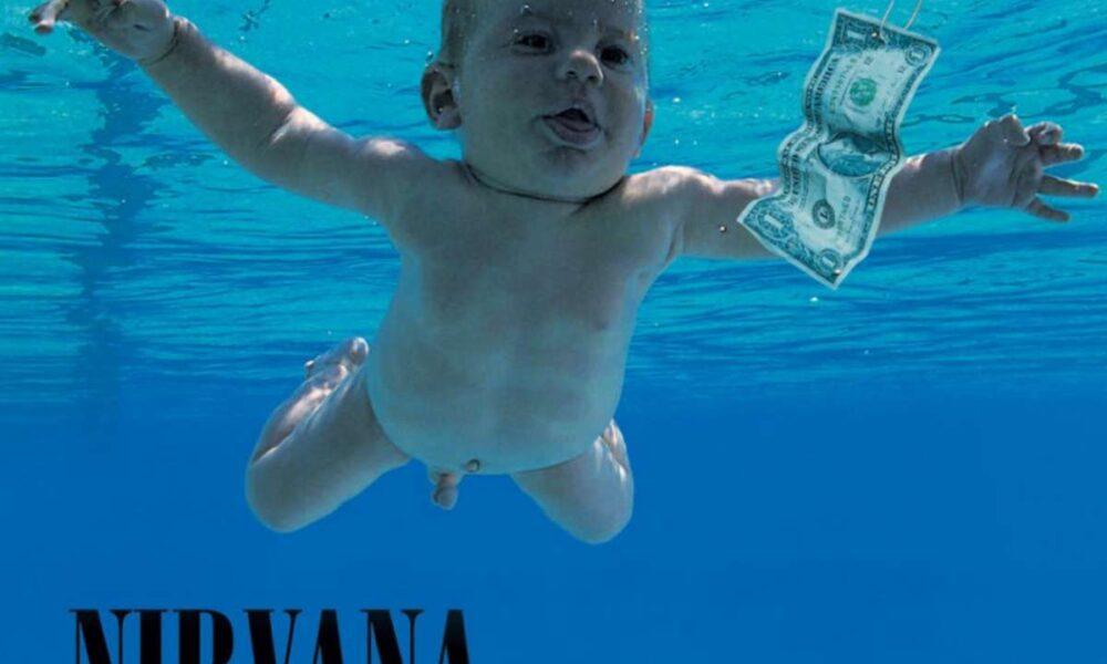 """Coperta albumului """"Nevermind"""""""