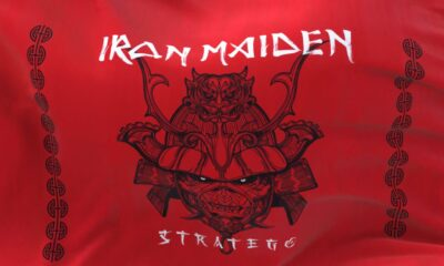Coperta single Iron Maiden Stratego
