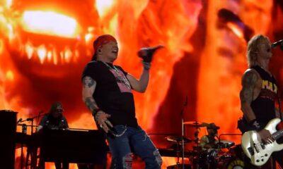 Guns 'N Roses piesa noua Absurd Fenway Park 2021