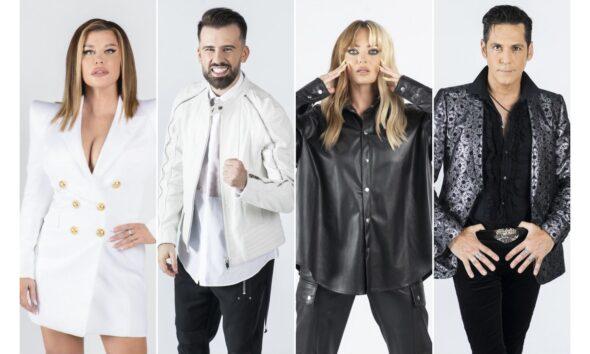 X Factor România 2021 (juriul sezonului 10)