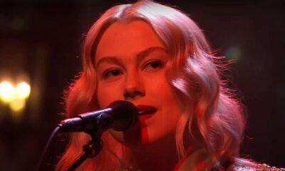 Phoebe Bridgers live la SNL
