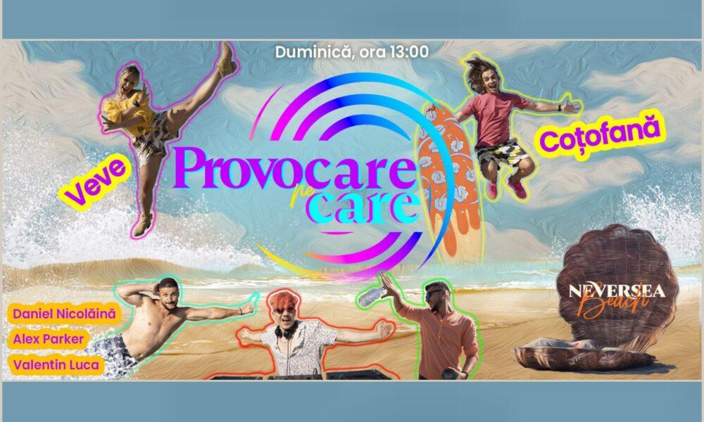 """""""Provocare pe care"""""""