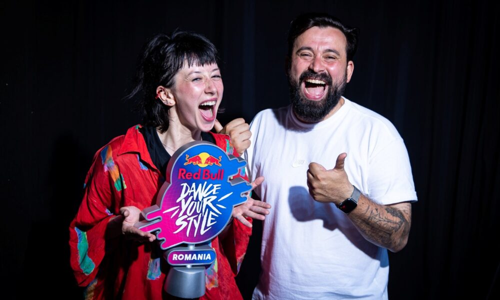 Red Bull Dance Your Style Romania 12 august 2021
