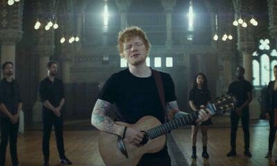 Ed Sheeran - Visiting Hours [Official Performance Video]