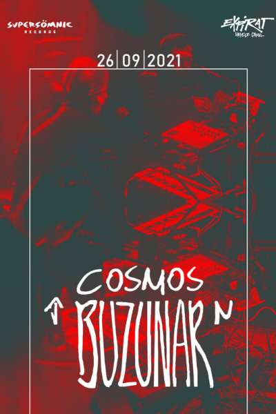 Poster eveniment Cosmos în Buzunar