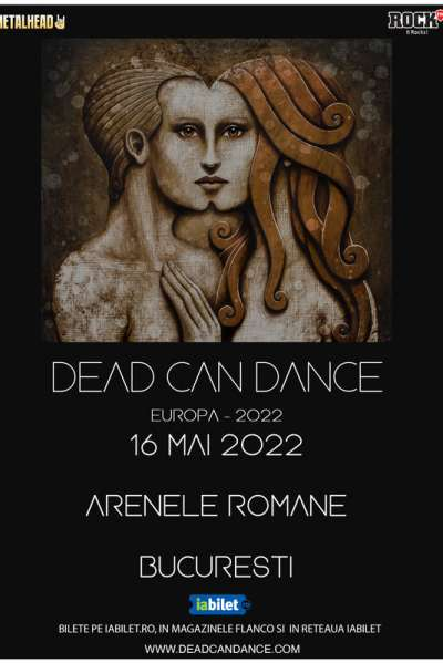 Poster eveniment Dead Can Dance