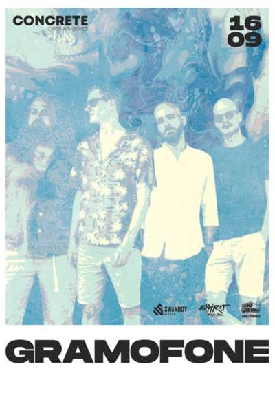 Poster eveniment Gramofone