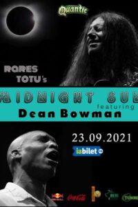 Rareș Totu's Midnight Sun ft. Dean Bowman