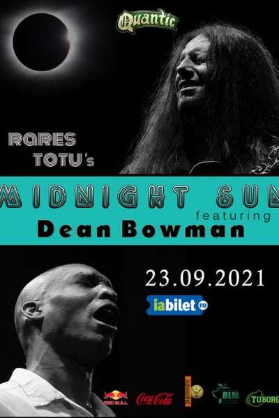 Poster eveniment Rareș Totu\'s Midnight Sun ft. Dean Bowman