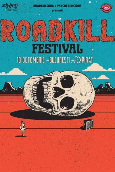 Poster eveniment ROADKILL Festival